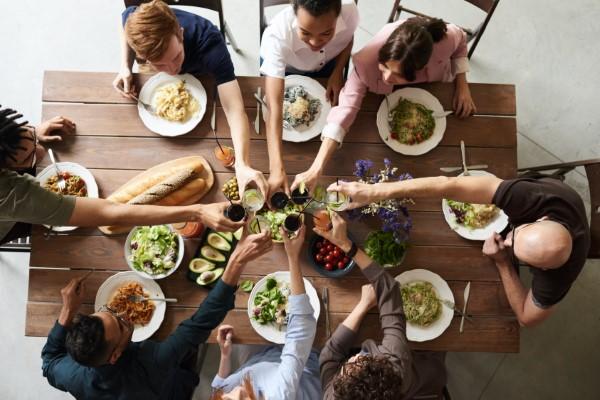 Mit gesundem Essen am Abend leichter abnehmen low carb familien essen
