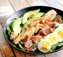 Mit gesundem Essen am Abend leichter abnehmen