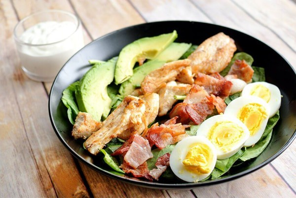Mit gesundem Essen am Abend leichter abnehmen low carb gesund lecker