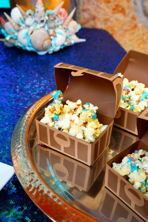 Schatzkiste basteln mit Kindern – lustige Ideen und Anleitung für Ihre Piratenparty papier true popcorn party