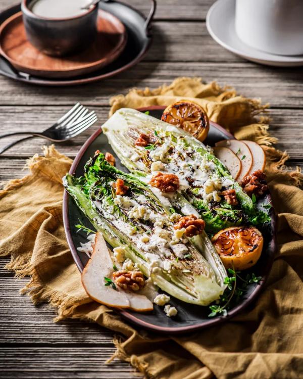 Sommerliche Salate zum Grillen und Genießen – köstliche und gesunde Rezeptideen chinakohl grillen ideen