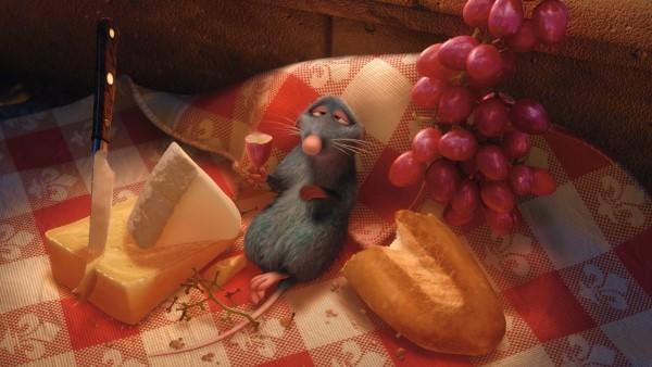 Sommerliches Ratatouille Rezept wie aus dem Pixar Film film remy szene