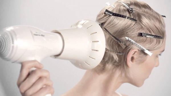 Wasserwelle Frisur – Frisurentrends aus den 20er Jahren sind immer noch aktuell diy frisur mit fön