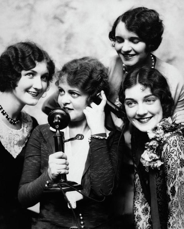 Wasserwelle Frisur – Frisurentrends aus den 20er Jahren sind immer noch aktuell flapper frisuren goldene zwanziger
