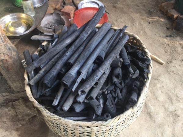 Wie schnell wächst Bambus Bambusbriketts herstellen