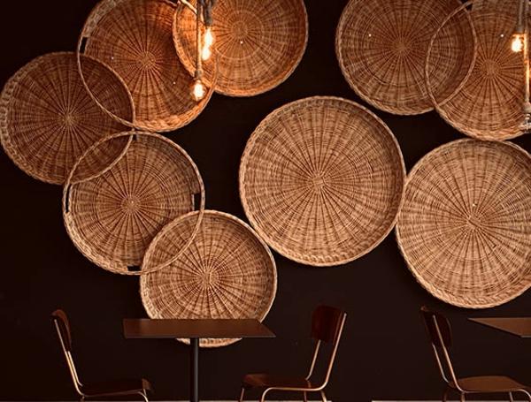 Wie schnell wächst Bambus Bambusprodukte Wandgestaltung