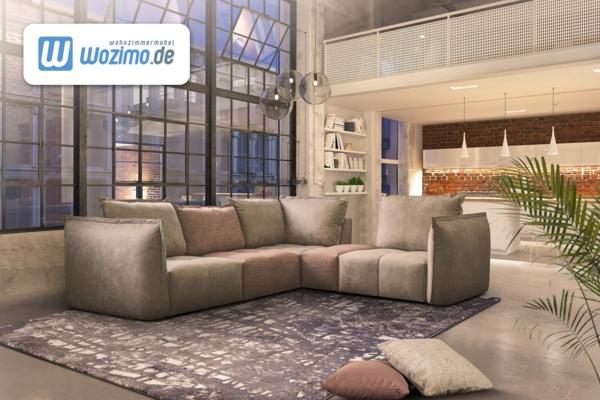 Wohnzimmermöbel Sofa auswählen Deda FB