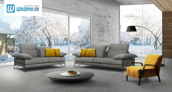 Wohnzimmermöbel Sofa auswählen Maurice - FB