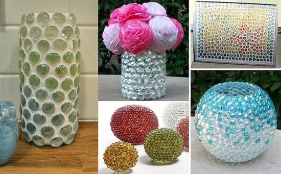 bastelideen für erwachsene glasperlen deko ideen