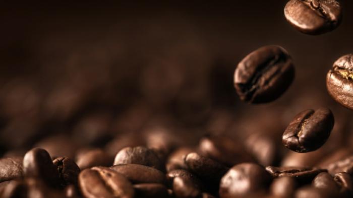 basteln mit kaffeebohnen lose kaffeebohnen