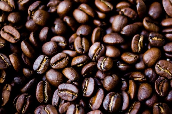 basteln mit kaffeebohnen lose
