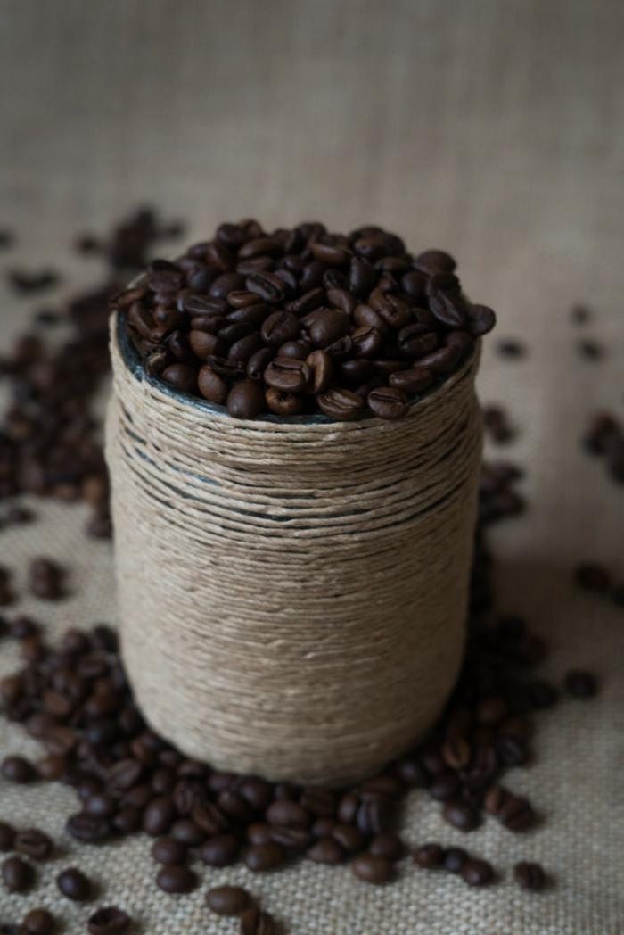 basteln mit kaffeebohnen stillleben kaffe