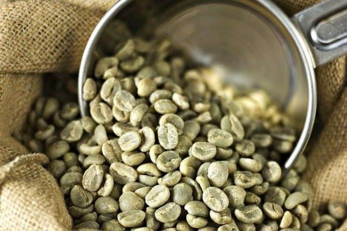 basteln mit kaffeebohnen ungeroestet