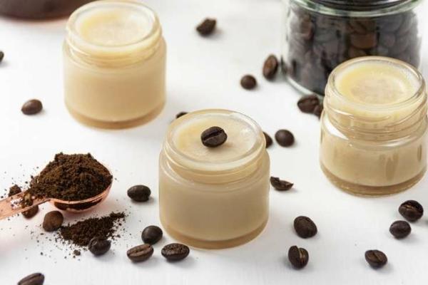 kaffeebohnen gesichtscreme selber machen