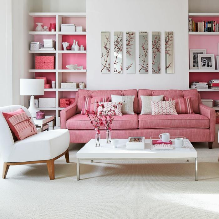 rosatöne sofa