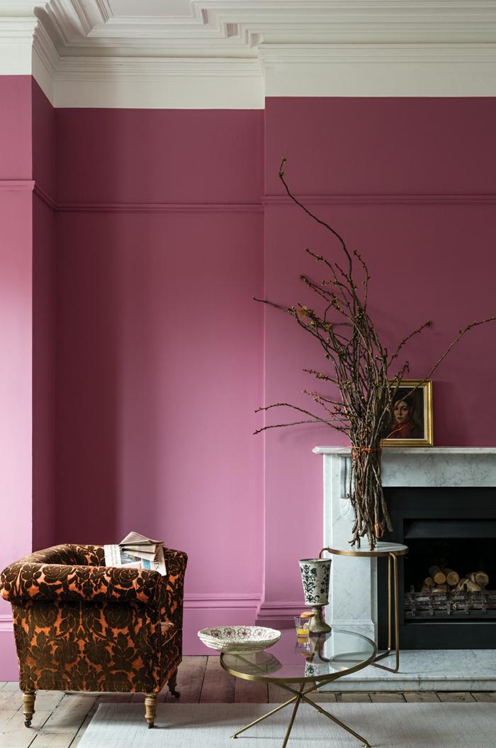 rosatöne wandfarbe
