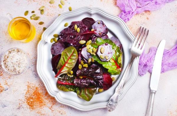 verdauung anregen ballaststoffe salat