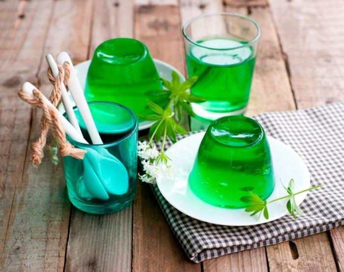 waldmeister rezepte pflanze gruen