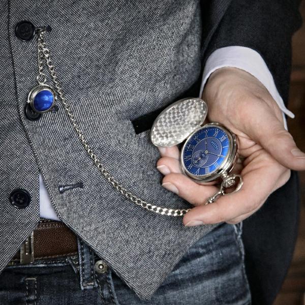 7 Vorteile, warum Sie eine Armbanduhr tragen sollten Taschenuhr
