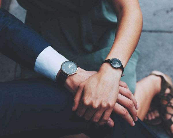 Armbanduhr tragen Vorteile Armbanduhren für Paare