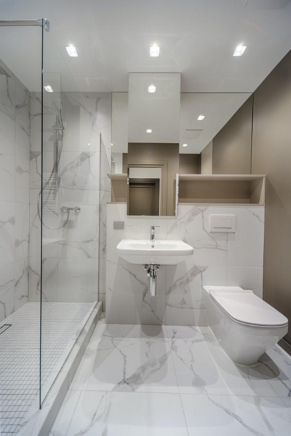 Badezimmerlampen – Kaufratgeber rund um die Beleuchtung eingebaute leuchten bad wc