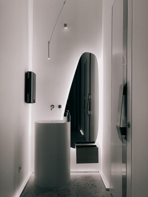Badezimmerlampen – Kaufratgeber rund um die Beleuchtung moderne einrichtung deo spiegel