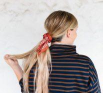 Bandana Frisuren für den Sommer – tolle Styling-Ideen für jede Haarlänge