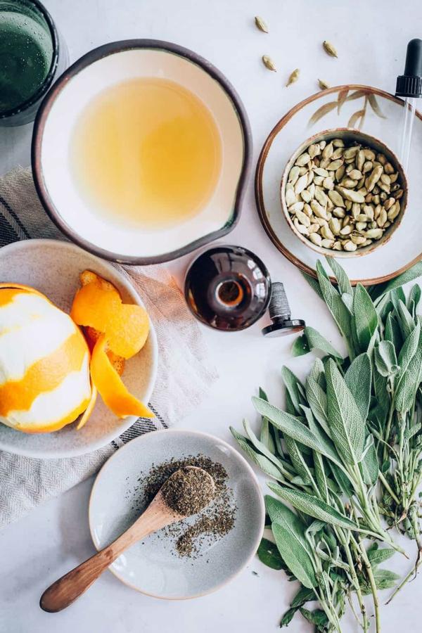 Bitterstoffe Vorteile gesunde Darmflora Nahrungsergänzung Verdauung