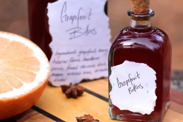 Bitterstoffe aus Grapefruit Vorteile gesunde Darmflora Verdauung (2)