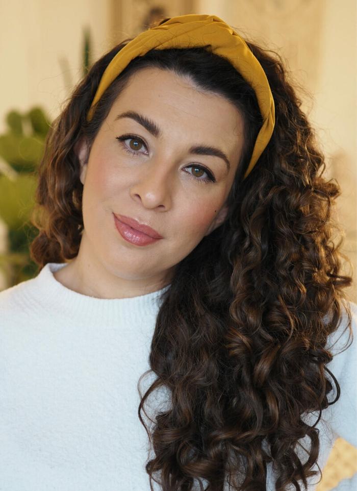 Curly Girl methode produkte ergebnis