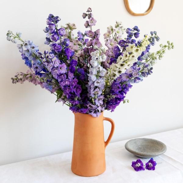 Die besten Blumen für diesen Sommer 2021 let it grow strauß lila