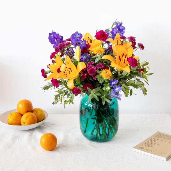 Die besten Blumen für diesen Sommer 2021 memories strauß