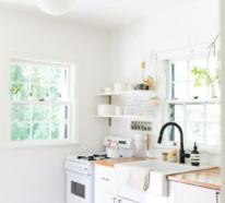 Multifunktionelle Küchenzeile und ihre Pros und Contras