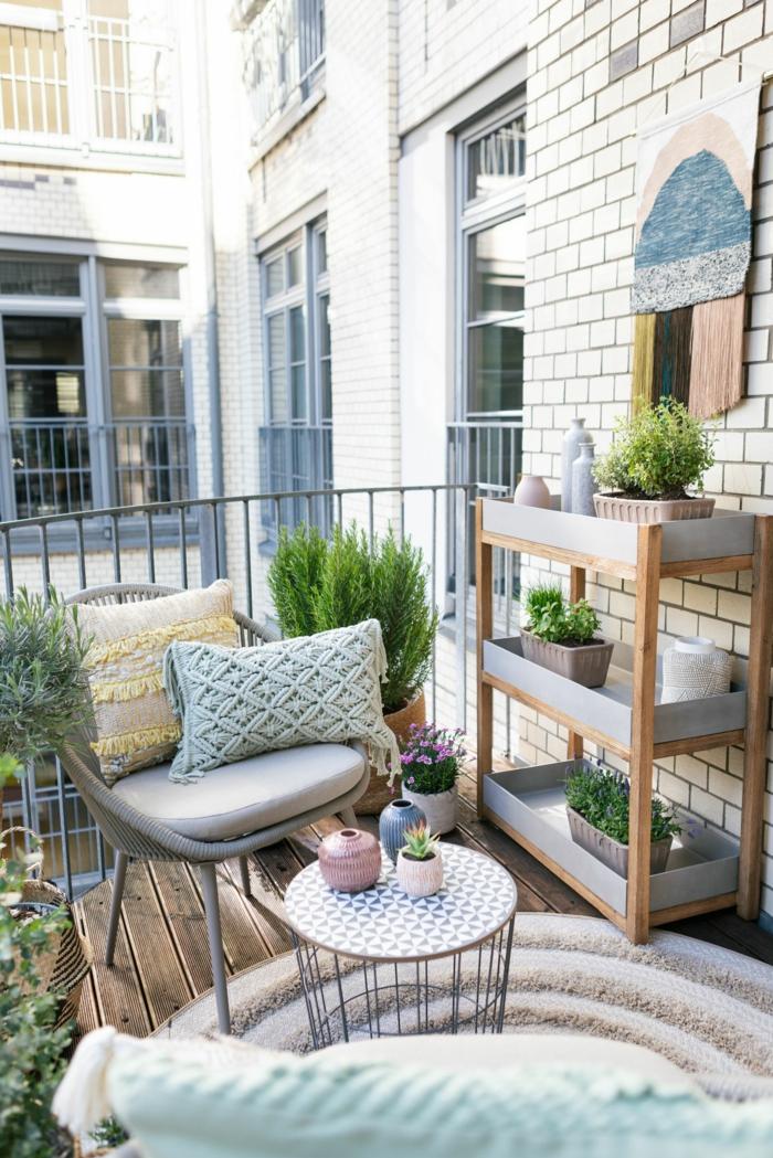 Kleiner Balkon Ideen selber machen diy ideen upcycling ideen aus alt macht neu