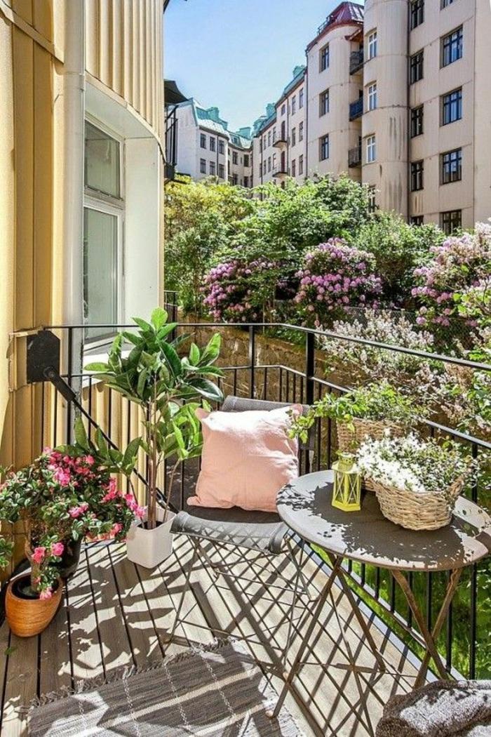 Kleiner Balkon Ideen selber machen diy ideen upcycling ideen beleuchtung