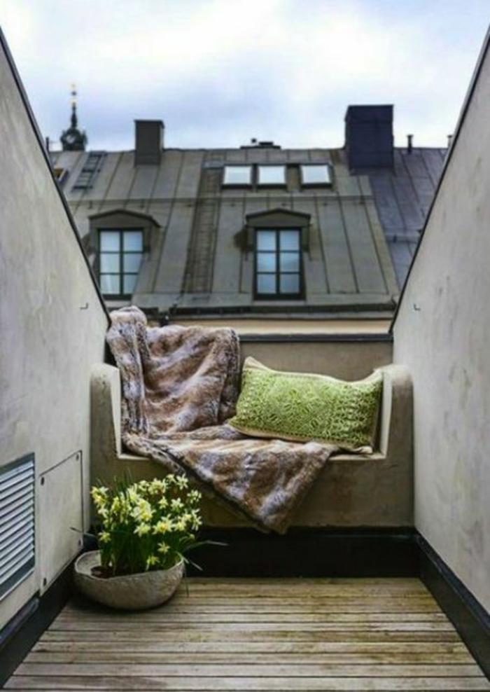 Kleiner Balkon Ideen selber machen diy ideen upcycling ideen farbgestaltung luschelnest