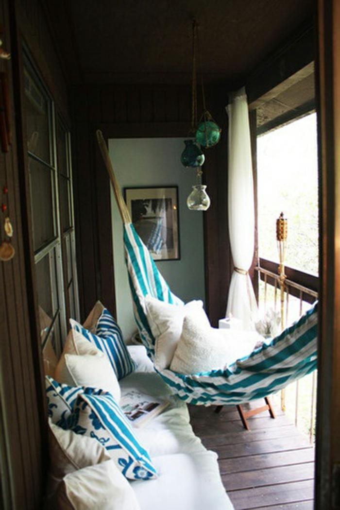 Kleiner Balkon Ideen selber machen diy ideen upcycling ideen relax