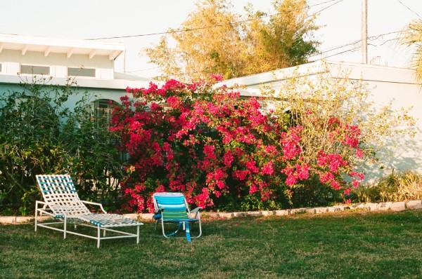 Mit der passenden Gartengestaltung eine Wohlfühl-Oase schaffen sommer liegen garten