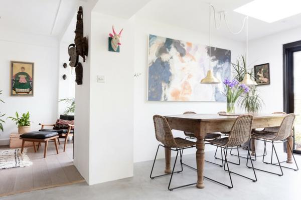 Offene Küche Vor- und Nachteile Wohnraum