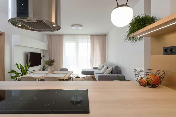 Offene Küche Vorteile Wohnküche Ideen sammeln