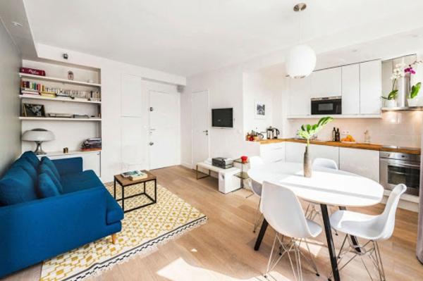 Offene Küche Vorteile Wohnküche planen Ideen