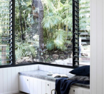 28 Ideen, wie man den Platz am Eckfenster clever nutzt