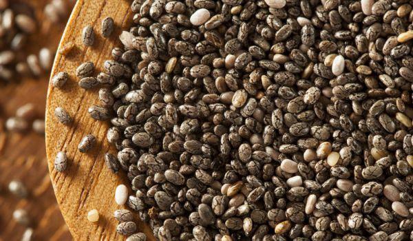 Sattmacher gesund gegen Heißhunger Chia Samen machen satt
