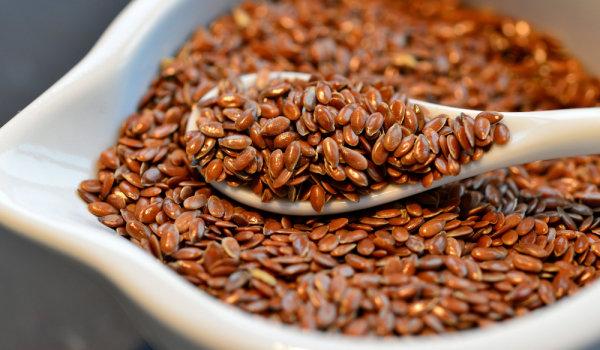 Sattmacher gesund gegen Heißhunger Leinensamen Energie aus der Natur