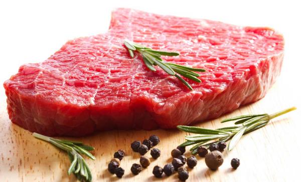 Sattmacher gesund gegen Heißhunger frisches Fleisch gutes Stück zum Grillen oder Kochen