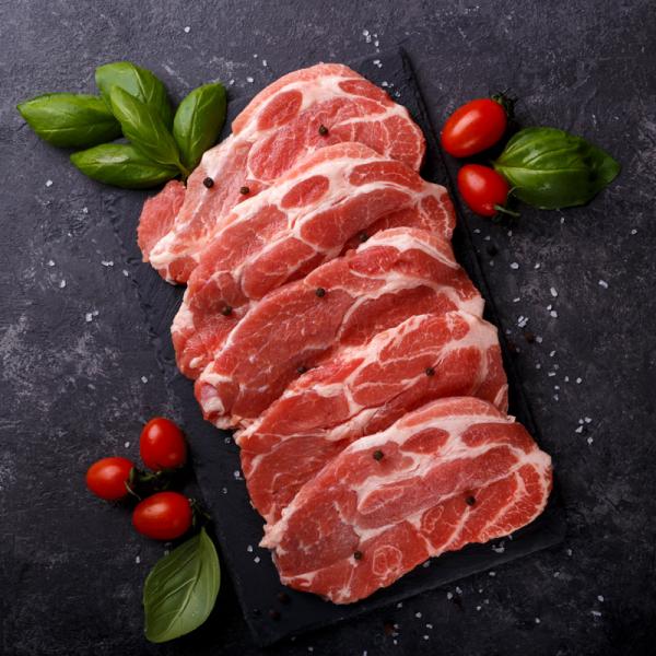 Sattmacher gesund gegen Heißhunger frisches Fleisch vom Bauernmarkt die bestmögliche Wahl