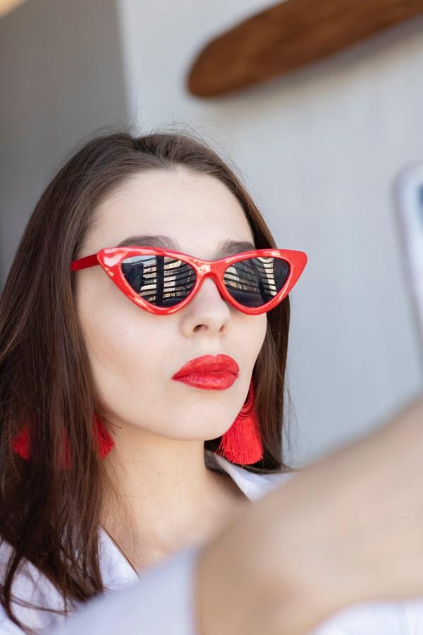 Sonnenbrillen Trends 2021 – Diese Modelle sind jetzt angesagt katzenauge cat eye brille