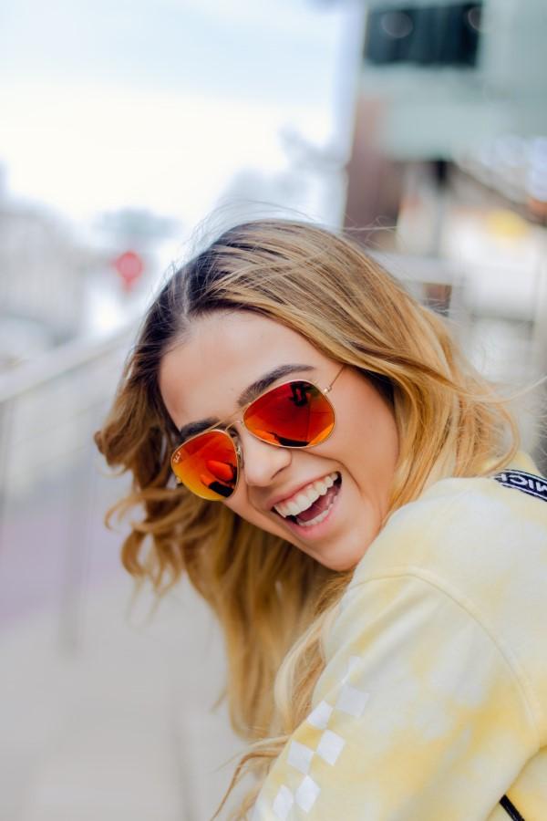 Sonnenbrillen Trends 2021 – Diese Modelle sind jetzt angesagt verspiegelte brillen schön