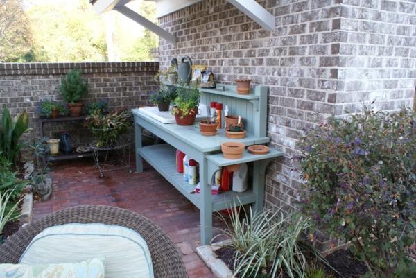 Spüle im Freien 50 Gartenspüle Ideen Außenbar
