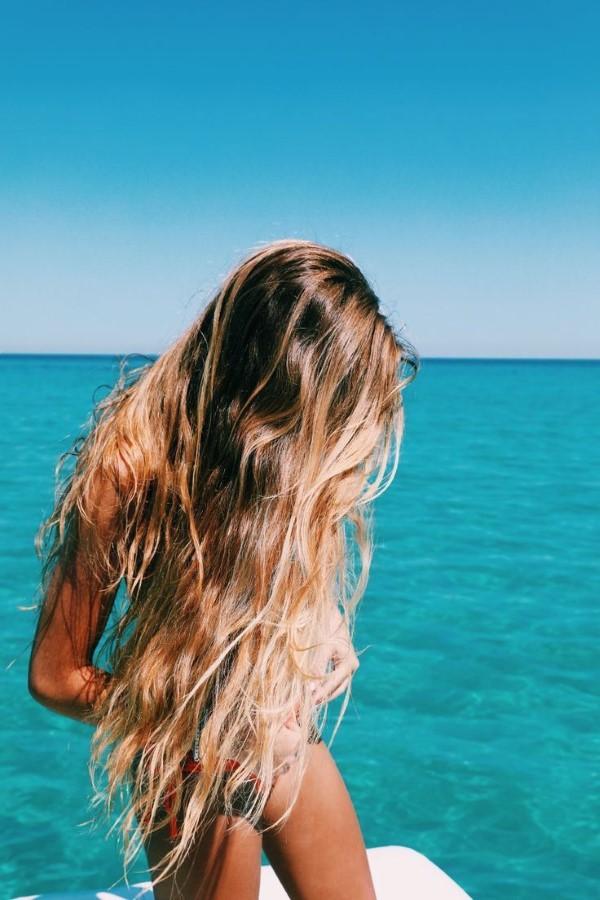 Surfer Frisur – der aktuelle Sommerlook schlechthin einfache frisur für sommer